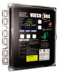 Watchdog™ Super Elite (WDC4) - Sistema de supervisión de peligros en transportadores y elevadores de cangilones