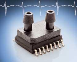 AMSYS presenta un pequeño sensor de presión/temperatura con características de rendimiento impresionantes en el rango más bajo de presión de ± 125 Pa. Lo más especial de este sensor es el rango de presión muy pequeño y la excelente precisión