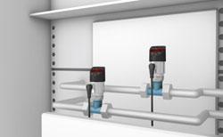 Sensores robustos para tecnología de procesos a pequeña escala