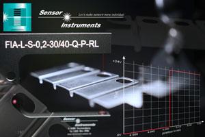 Posicionamiento de tiras troqueladas con precisión micrométrica