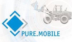 PURE.MOBILE - 100 % enfocado en máquinas móviles
